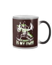 MY DESTINY IS MY OWN Color Changing Mug thumbnail