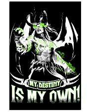 MY DESTINY IS MY OWN 24x36 Poster thumbnail