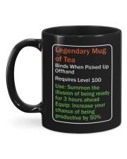 LEGENDARY MUG OF TEA  Mug back