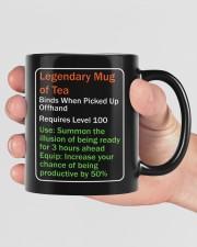 LEGENDARY MUG OF TEA  Mug ceramic-mug-lifestyle-40