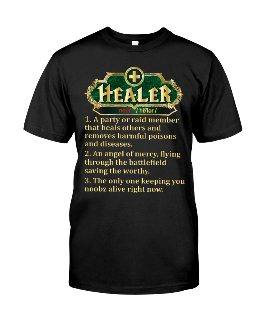 HEALER DEFINITION - SPECIAL