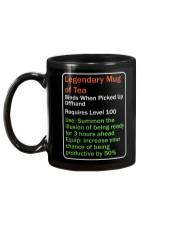 LEGENDARY TEA MUG - VER 3 Mug back