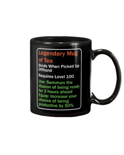 LEGENDARY TEA MUG - VER 3