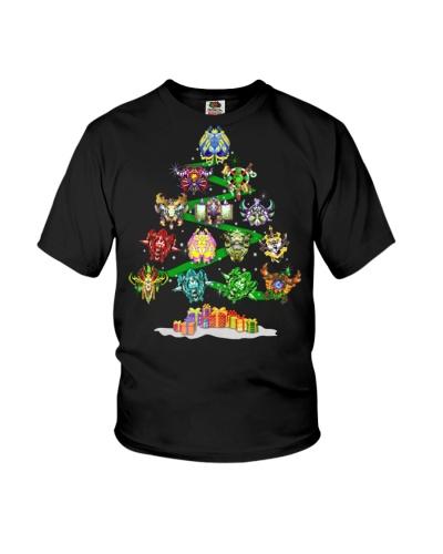 MERRY CHRISTMAS CLASS TREE
