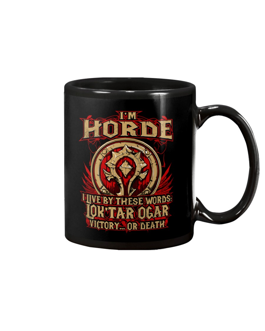 I'M HORDE Mug showcase