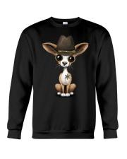chihuahua my love Crewneck Sweatshirt thumbnail
