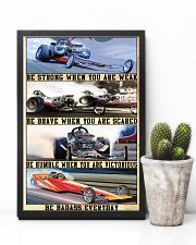 Be Strong Drag Racing 24x36 Poster lifestyle-poster-8