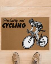 "Cycling Doormat 34"" x 23"" aos-doormat-34-x-23-lifestyle-front-02"