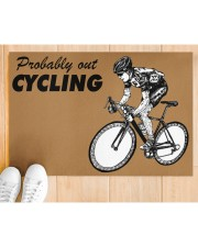 "Cycling Doormat 34"" x 23"" aos-doormat-34-x-23-lifestyle-front-03"