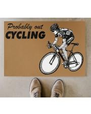 "Cycling Doormat 34"" x 23"" aos-doormat-34-x-23-lifestyle-front-04"