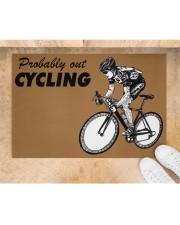 "Cycling Doormat 34"" x 23"" aos-doormat-34-x-23-lifestyle-front-05"