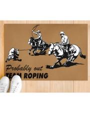 """Team Roping Doormat 34"""" x 23"""" aos-doormat-34-x-23-lifestyle-front-03"""