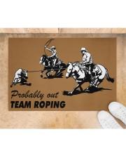 """Team Roping Doormat 34"""" x 23"""" aos-doormat-34-x-23-lifestyle-front-05"""