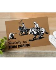 """Team Roping Doormat 34"""" x 23"""" aos-doormat-34-x-23-lifestyle-front-11"""