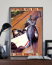 Drag Racing Everything 24x36 Poster lifestyle-poster-2