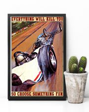 Drag Racing Everything 24x36 Poster lifestyle-poster-8