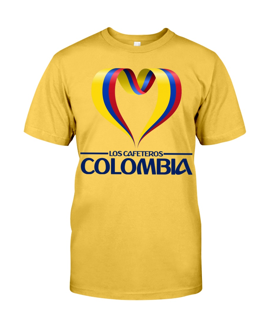 Team LOS CAFETEROS Colombia Classic T-Shirt