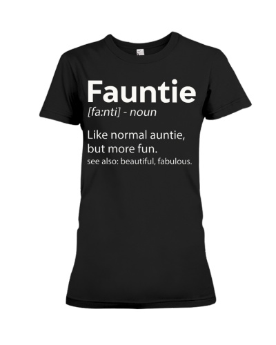 Fauntie Funny Auntie