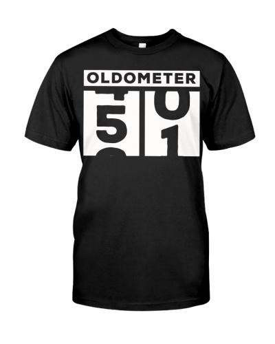 oldometer-51th-birthday-gift