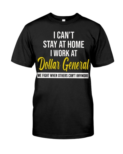 DG Can't Stay at Home