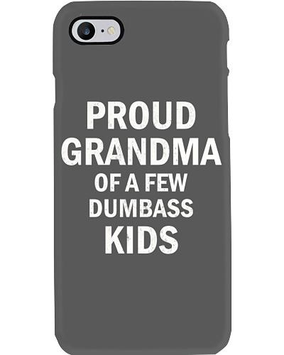 Proud grandma of a few dumbass kids