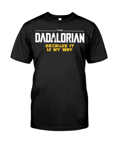 Dadalorian Father's day gift