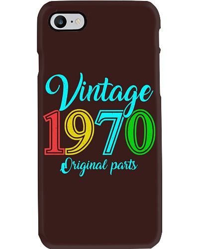 50 Years Old - Made in 1970 - Vintage 50th Birthda