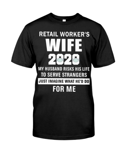 Retail worker's wife 2020