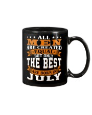 The best men are born in July Mug thumbnail