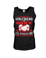 I know my girlfriend is sexy Unisex Tank thumbnail
