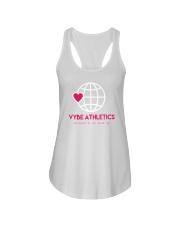 Vybe Athletics Ladies Tank Top Ladies Flowy Tank front