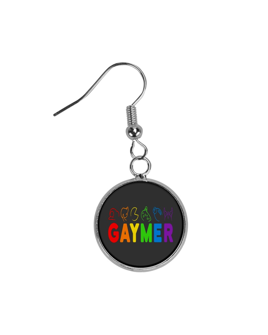 Gaymer  Circle Earrings