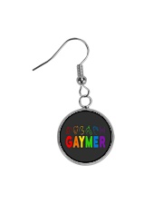Gaymer  Circle Earrings front