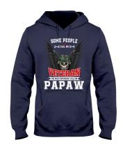 Call Me Veteran - Papaw Hooded Sweatshirt tile