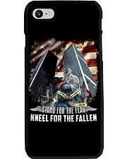 Firefighter - Twin Towers 09-11 New York Phone Case thumbnail