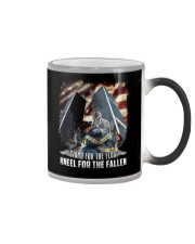 Firefighter - Twin Towers 09-11 New York Color Changing Mug thumbnail