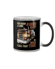 Truckers Call That Break Time Color Changing Mug thumbnail