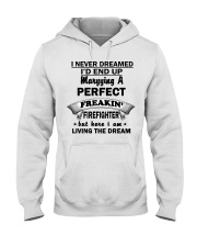 Marrying A Perfect Firefighter Shirts-182U1D51106 Hooded Sweatshirt front