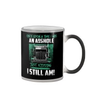 Once upon a time Trucker Color Changing Mug thumbnail