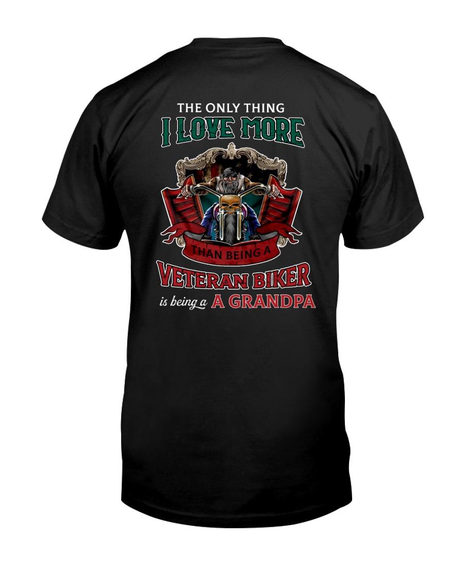 VETERAN BIKER GRANDPA Classic T-Shirt