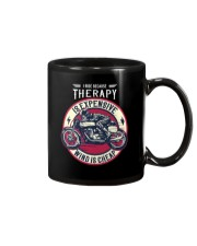 I Ride Because Therapy Is Expensive-Wind Is Cheap Mug tile