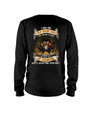 OLD BIKER DAD TOO OLD TO FIGHT Long Sleeve Tee thumbnail