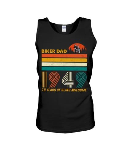 BIKER DAD 1949 - 70 Years old