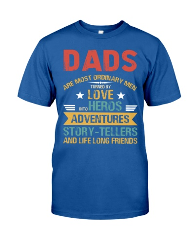 Dads Are Most Ordinary Men