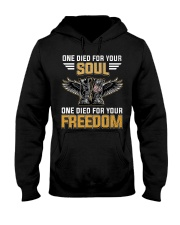 One For Your Soul One For Your Freedom Hooded Sweatshirt thumbnail