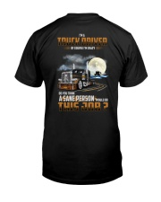 Trucker Clothes - Iam a TRUCK DRIVER Classic T-Shirt tile