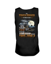 Trucker Clothes - Iam a TRUCK DRIVER Unisex Tank tile