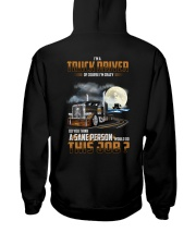 Trucker Clothes - Iam a TRUCK DRIVER Hooded Sweatshirt thumbnail