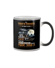 Trucker Clothes - Iam a TRUCK DRIVER Color Changing Mug thumbnail