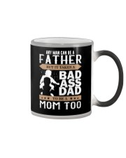 Badass Dad Color Changing Mug thumbnail